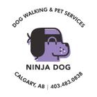 Ninja Dog Pet Services logo