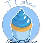 T Cakes Cupcakery profile image.