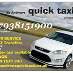 St Andrews Quick Taxis profile image.