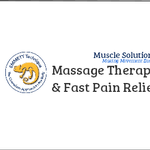 Muscle Solutions - Massage Therapy & Fast Pain-Relief profile image.