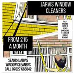 jarvis window cleaners profile image.