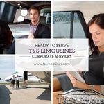 T&S Limousines profile image.