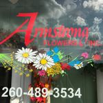 Armstrong Flowers profile image.