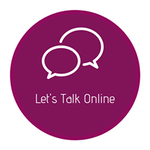 Let's Talk Online Psychology Service profile image.