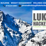 Luke Hackett Personal Training profile image.