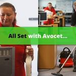Avocet Cleaning Services Ltd profile image.