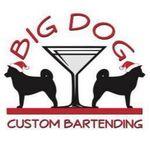 Big Dog Custom Bartending profile image.
