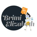 Britni Elizabeth Creative profile image.