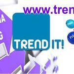 TRENDit profile image.
