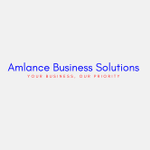Amlance Business Solutions profile image.