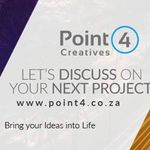 Point4 Creatives profile image.