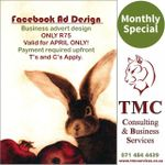 TMC Consulting and Business Services profile image.