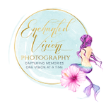 Enchanted Visions Photography profile image.