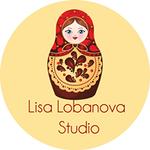 Lisa Lobanova Studio profile image.