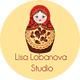 Lisa Lobanova Studio logo