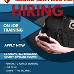 Security Guard & Patrol Services profile image.