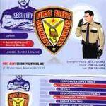 First Alert Security Service profile image.