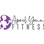 April Young Fitness profile image.