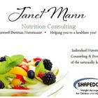 Janet Mann Nutrition Consulting logo