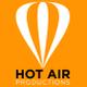 Hot Air Productions logo