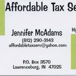 Affordable Tax Services profile image.
