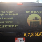 Ace Aero Taxis profile image.