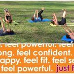 Just feel it Fitness profile image.