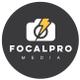 Focalpro Media logo