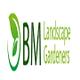 BM landscape Gardeners  logo
