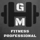 Gerald Matthys Fitness Professional logo