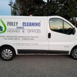 Fully Cleaning Service: Commercial & Residential profile image.