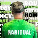 Habitual Fitness & Lifestyle profile image.