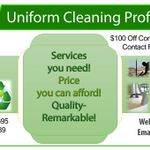 CICS Industrial Cleaning Services profile image.