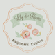 Lily & Roses Exquisite Events logo