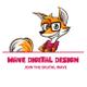 Wave Digital Design - Web & Graphic Design logo