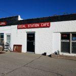 Social Station Café & Floral profile image.