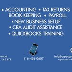 CRP Accounting & Taxes profile image.