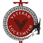 The Veteran Locksmith logo