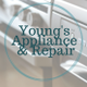 Young's Appliance & Repair logo