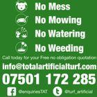 Total artificial turf logo