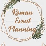 Roman Event Planning profile image.