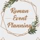 Roman Event Planning logo