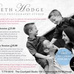 Beth Hodge Photography profile image.