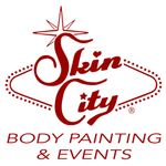 Skin City Body Painting profile image.