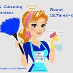 Angel Cleaning Services profile image.