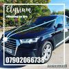 Elysium Wedding Car Hire - Chauffeur driven profile image