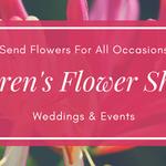 Karen's Flower Shop profile image.