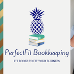 PerfectFit Bookkeeping profile image.