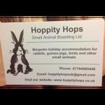 Hoppity Hops Small Animal Boarding Ltd profile image.