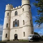 VW Black Betty Wedding Hire Campervan profile image.
